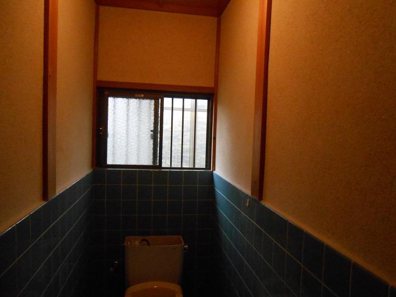 トイレのリフォームビフォー