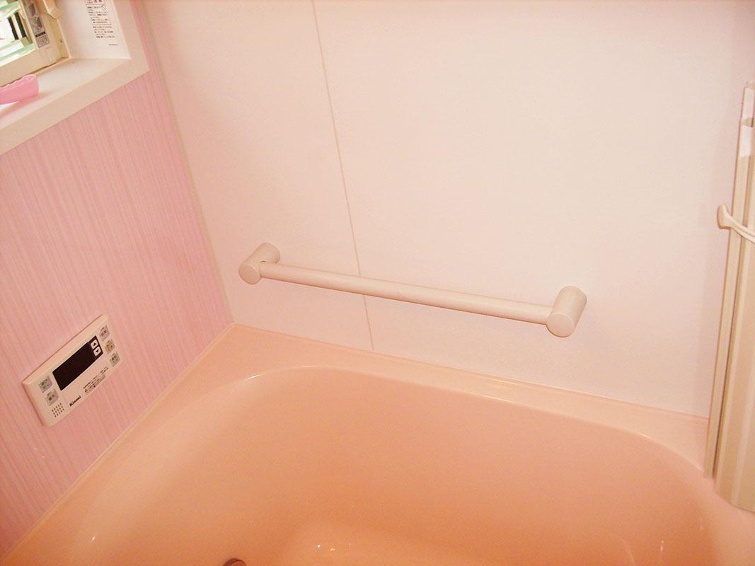 お風呂場のリフォームアフター